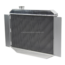 full aluminum radiator pa66-gf30 for HOLDEN CHEVY V8 / HQ HJ HX HZ /KINGSWOOD HQ-HZ 1971-80