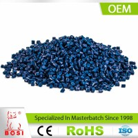 Wholesale Pigment Carrier PP PE Multicolor Blue Master Batch