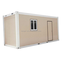 showroom quick assemble vacational container house with low cost