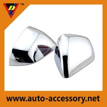 Chrome auto parts door mirror cover manufacture for ford mustang 2015 gt