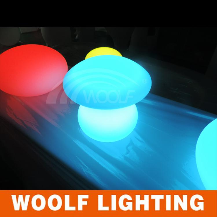 Portable flashing led outdoor mushroom lights buy portable led 7g aloadofball Choice Image