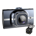 Factory Direct Sale Full Hd 1080P 2 Channel Car Dvr,Car Camera Hd 1080P