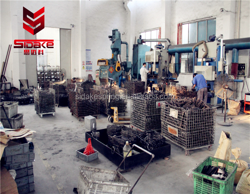 China Professional Tension Spring Manufacturer Supplier