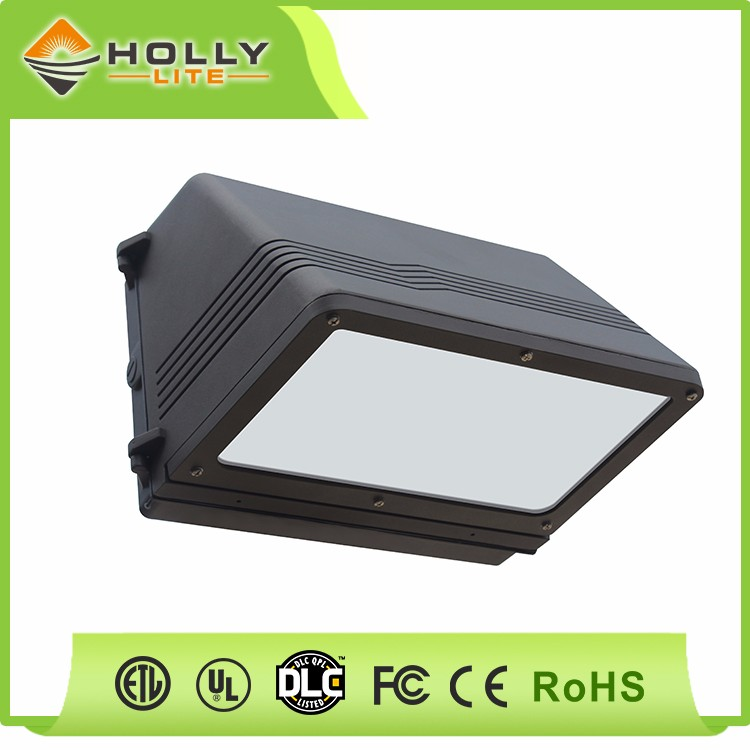 20W, 40W,60W ,90W DLC LED Wall Pack Light , Using USA CHIP , Five Years Warranty