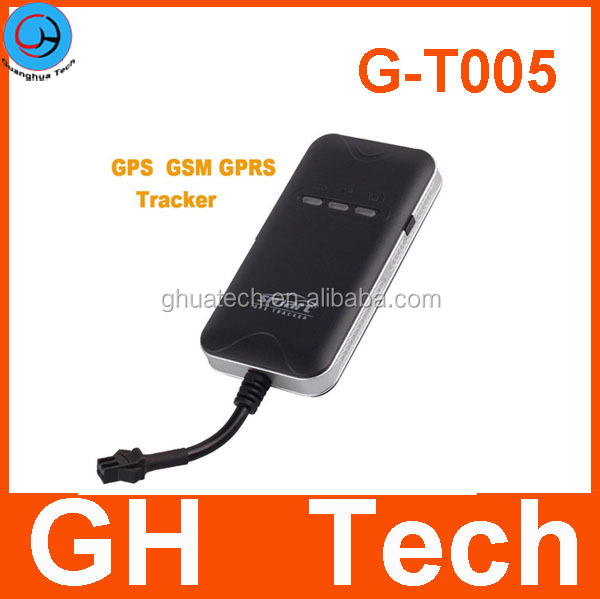 2015 new small waterproof car gps tracker G-T005 with IOS/Android APP