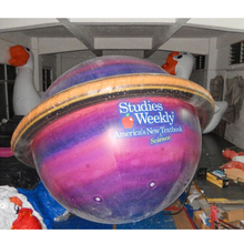 Wholesale cheap planet Mars balloon Inflatable balloon advertising