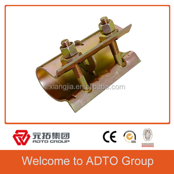 Good quality and Durable Scaffold British Drop/pressed Swivel Coupler 48.3mm for africa