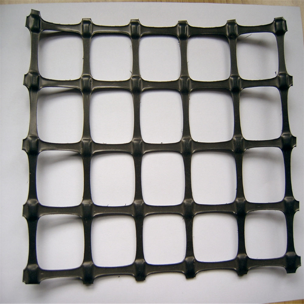 Hot Selling PP biaxial geogrid BX1100 BX1200 BX300