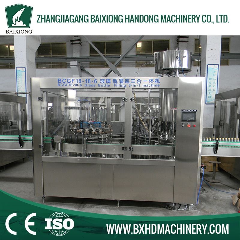 automatic Pepsi Cola carbonated drink filling machine, Mirinda,Mountain Dew Making