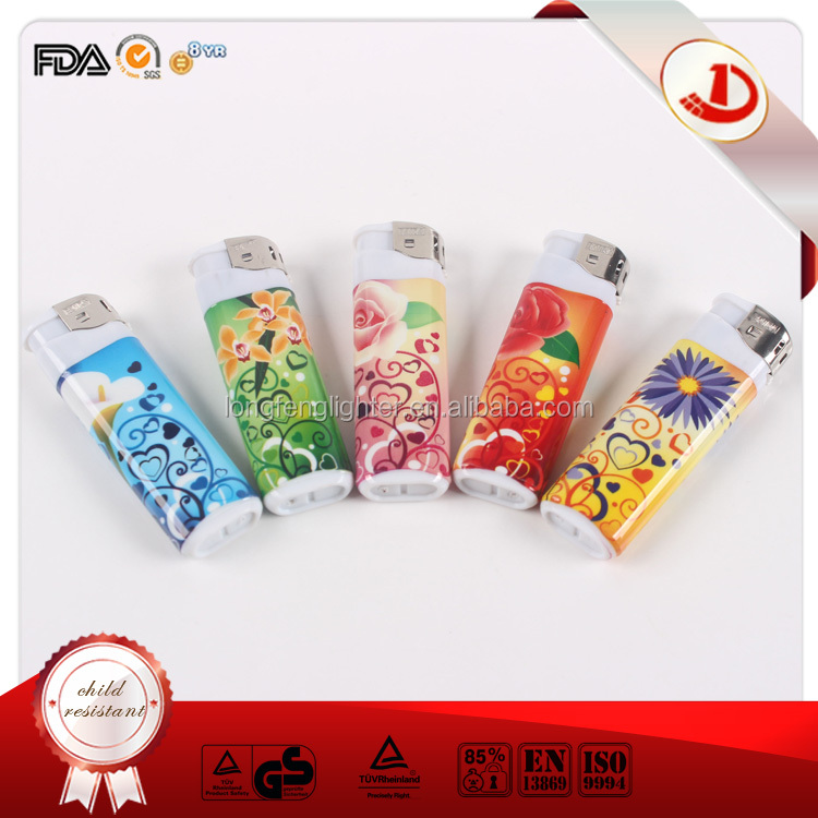 Chinese exports usb rechargeable electronic cigarette lighter