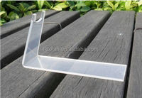 Clear acrylic pistols holder gun display stand Rack