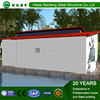 fast construction modern prefabricated house in saudi arabia
