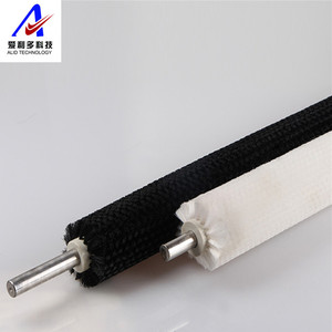 Professional ALID nylon bristle brush roller for industry and cleaning