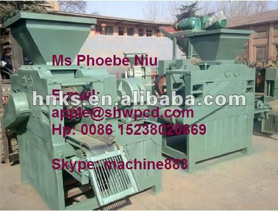 2018 hot sell Coal and Charcoal Powder Briquette Machine 0086 15238020669