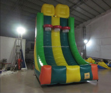 2014 EN14960 manufacturer high quality inflatable basketball game