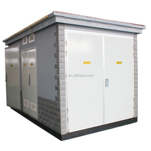 Factory price 11/0.4kV outdoor switchgear cubicle 500kva transformer substation