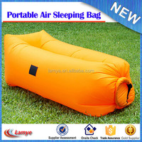 Direct buy china high quality lay bed cheap lazy sleeping bag