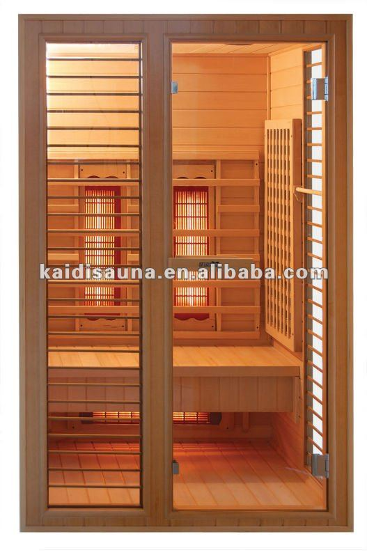 1 person Infrared Sauna cabin with high quality