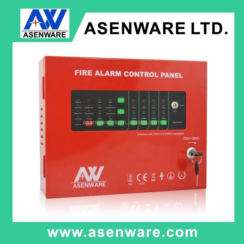 high sensitivity working well fire alarm building