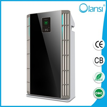 Portable China air purifier, hot sell high quality air cleaner China