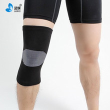 Customized Nylon Spandex Knitting knee support brace