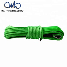 WL High strength winch rope/trail rope synthetic rope