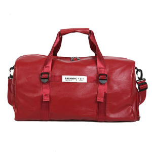 d07affa3eb Wholesale custom durable outdoor pu leather duffle bag large sport travel  duffel gym bag