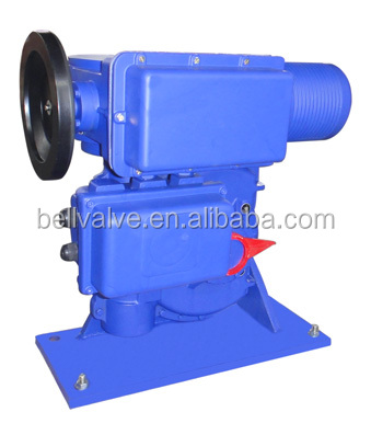 B+RS250 high quality electronic damper high speed actuator for valve