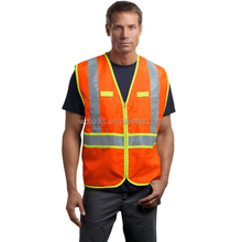 Orange CornerStone - ANSI 107 Class 2 Safety Vest