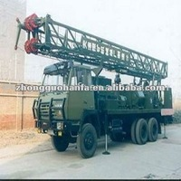 HFT-600 High - Tech Truck - Mounted WATER WELL DRILLING RIG