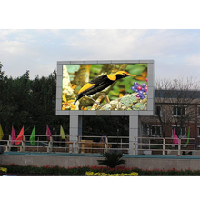P10 vivid video led display /led P10 panel SMD rgb /P10 outdoor full color led module from China