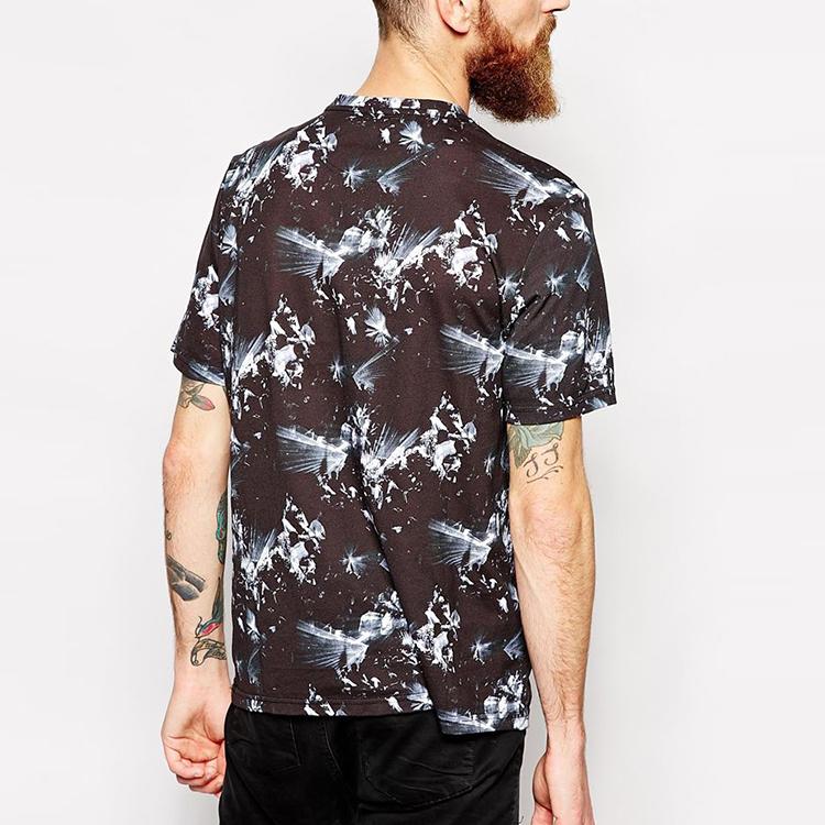 100 polyester streetwear dye sublimation t shirt printing buy dye sublimation t shirt printing for Dye sublimation t shirt
