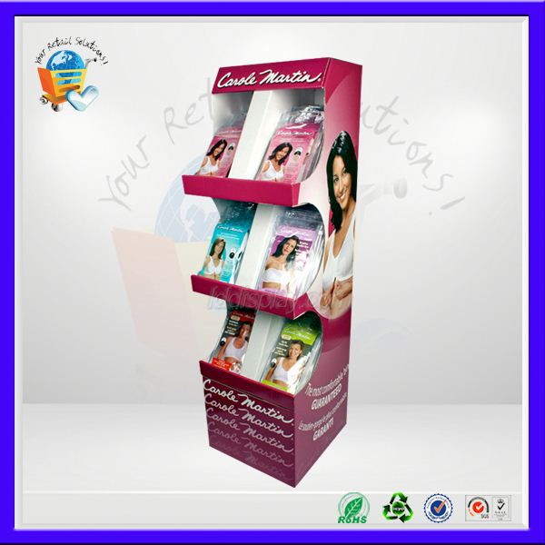Meat display refrigerator / mdf showcase / meal shelf display stand for supermarket