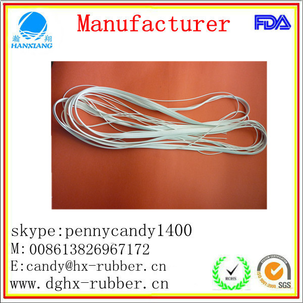 elastic rubber string