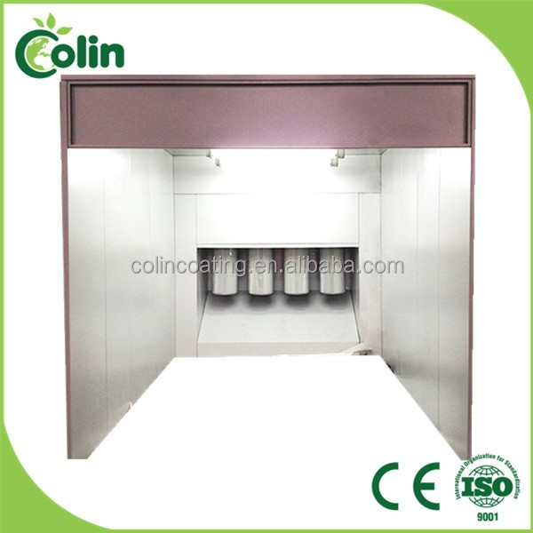 B-920 Steel Door/Fence Electrostatic Powder Spraying Coating Equipment