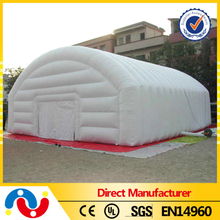new style PVC tarpaulin double layer inflatable outdoor 16 person tent