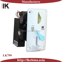 LK799 Coin acceptor for 3d car driving simulator