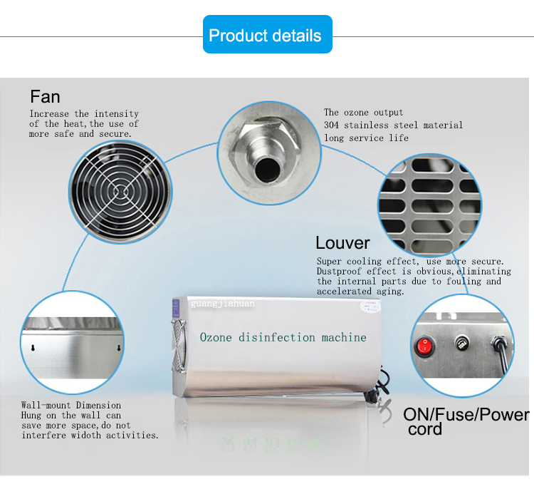 ozone machine for smoke removal