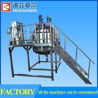 2016 Commercial Mixer with Different Raw Materials