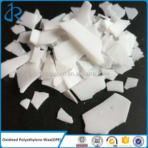 oxidized pe wax Oxidized Polyethylene Wax OPE WAX for emulsion manufacture