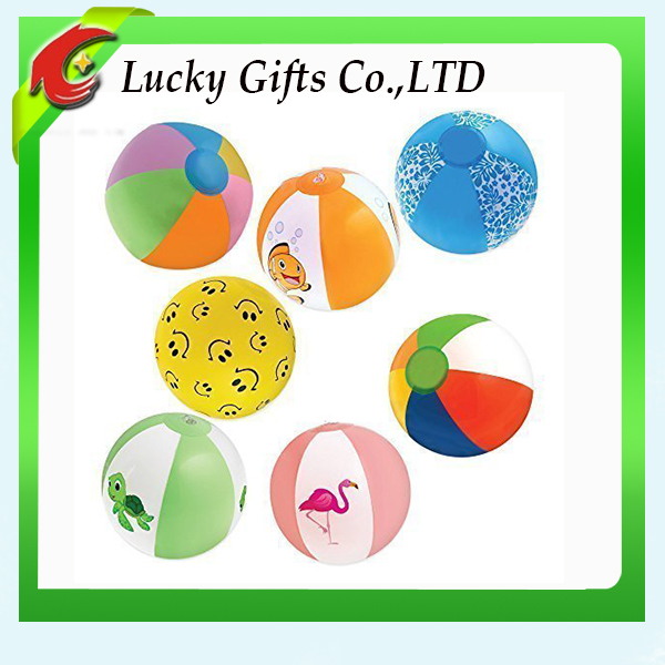 Promotion Wholesale Custom PVC Inflatable Beach Ball