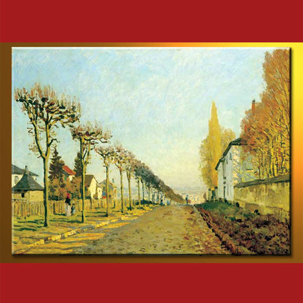 Wholesale Handmade Painting Scenery Drawing