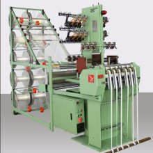 JINGYI JYNF series of needle loom high speed ,flat bed knitting machine,narrow fabrics machine,lace,tape,electric