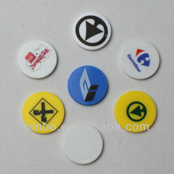 Shopping Trolley Token Chips