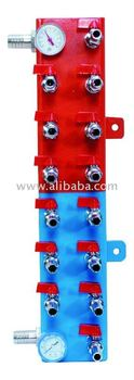 Water Manifold for injection molding machine
