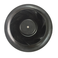 Plastic Impeller Backward Curved 220mm Centrifugal fan