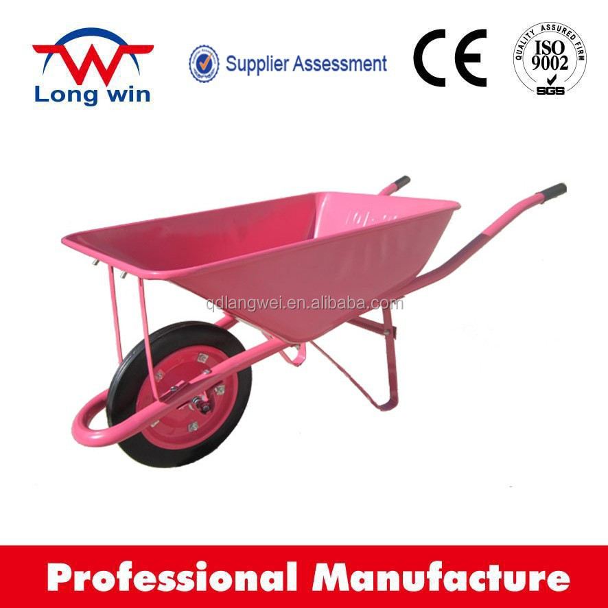 wheel barrow extension side