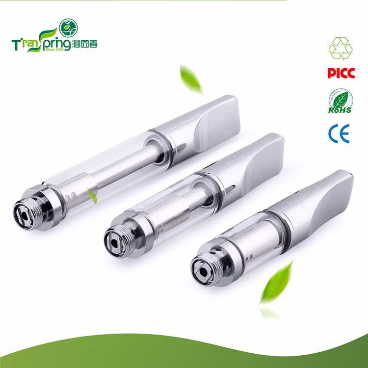 High quality cbd oil cartridge 510 glass vape pens thc vaporizer