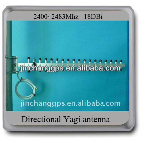 (Manufactory) High quality low price 2400MHz 2.4g high gain antenna