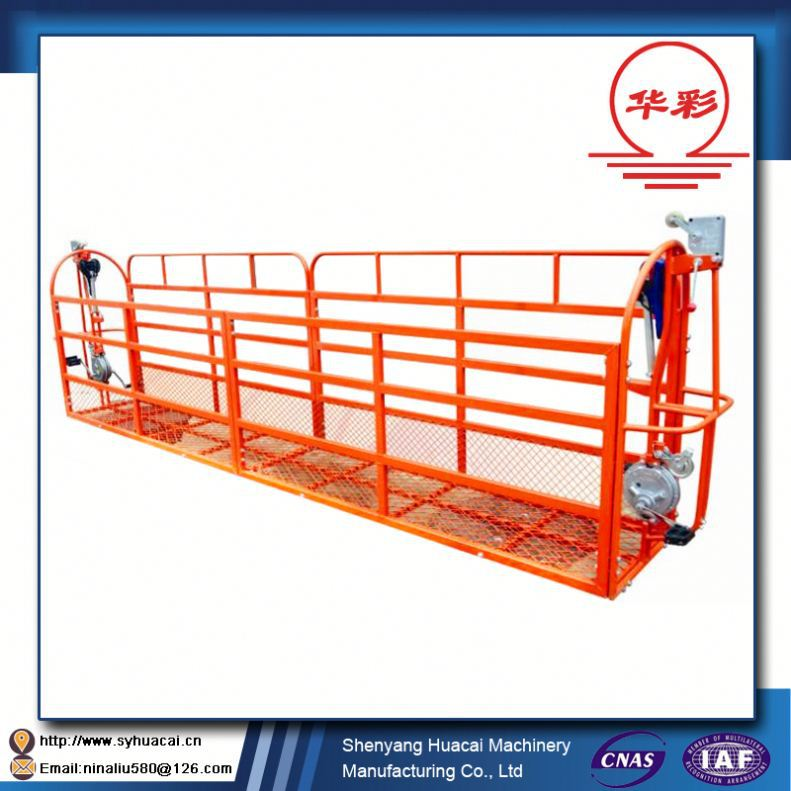 ZLJP400 Best Seller Low Prices ISO building cleaning motorized lifting platform